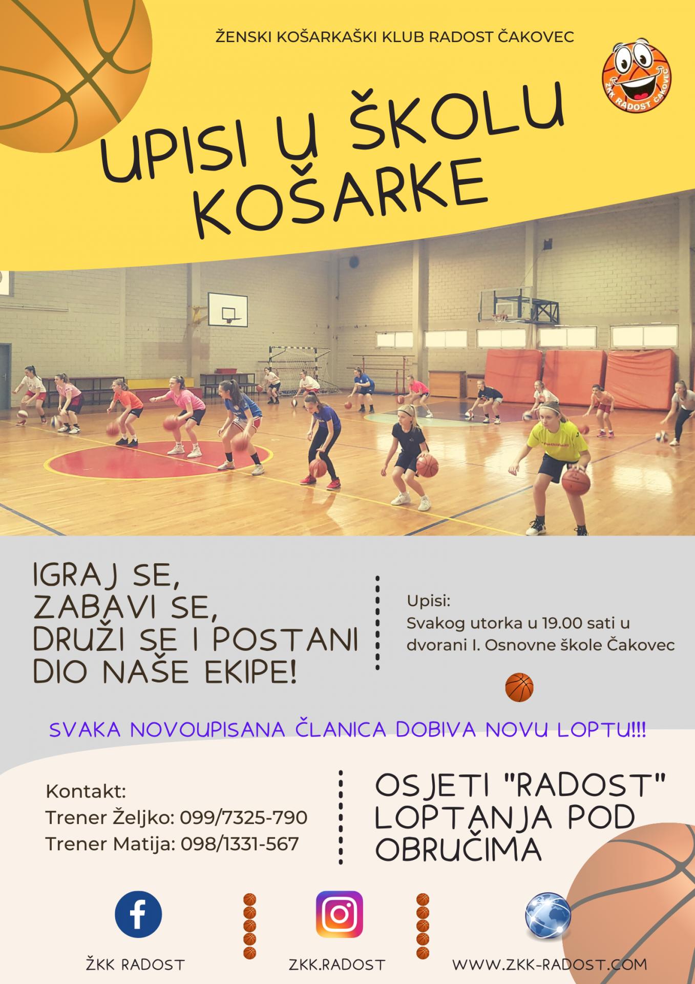 Škola košarke